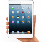 Thank goodness for the iPad Mini.