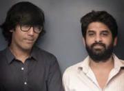 Udayan Chakravarty, left, and Rohit Dhamija
