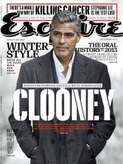 Esquire's ad pages climbed 17% this year.