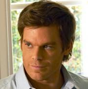 Michael C. Hall plays Dexter Morgan on Showtime's 'Dexter.'