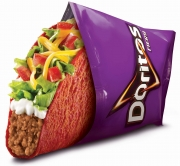The new Fiery Doritos Locos Taco