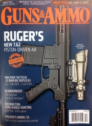 December issue of Guns and Ammo