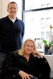 Kevin Roddy and Kristi Vandenbosch