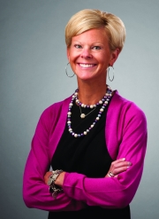 Linda McGovern, VP-marketing, USG