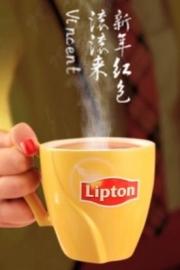Lipton CNY 2010 campaign in China.