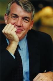 Martin Agency President Mike Hughes
