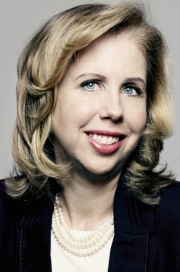 Nancy Gibbs is the new editor of Time magazine.
