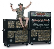 Ted Nugent's custom Snap-On rig