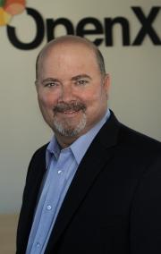 OpenX president John Gentry