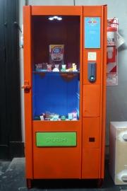 Castro's Vending Machine
