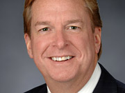 Bill Morgan, senior VP-corporate marketing for Sprint Nextel
