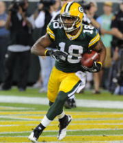 Green Bay beat New Orleans on Thursday night 42 to 34.