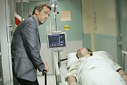 Good writing helped make 'House's' Hugh Laurie a star.