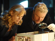 Scrutiny: Agencies wonder how long CBS can rely on the 'CSI' franchise.