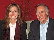 Rochelle Geller and Mike Drexler