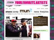 Tuned Up: Mun2 pushes music.