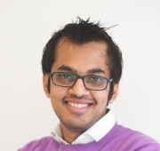 NewsCred CEO Shafqat Islam