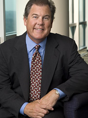 Bill McDonald, exec VP-brand strategy for Capital One
