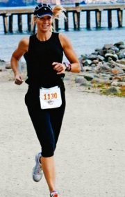 Tess Roering, Athleta VP-marketing and creative