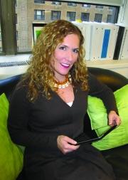 Theresa LaMontagne of MEC