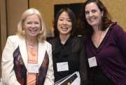 Esther Thorson, Hye Jin Yoon and Ann Marie Kerwin