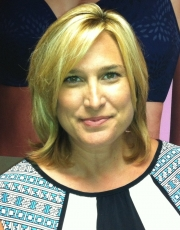 Tricia Bouras, director of marketing at Playtex Bras