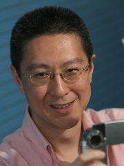 Youku's founder and CEO, Victor Koo
