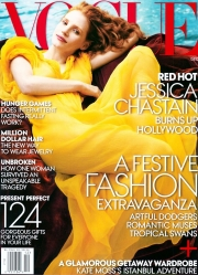 Vogue, a Conde Nast-owned title, reported a 3.5% boost in print ad pages in 2013.