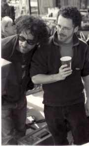 Joel (LEFT) and Ethan Coen