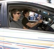 Larry Page, Sergey Brin pictured l-r.