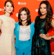 The stars of 'Pretty Little Liars' on ABC Family