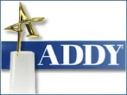 The Addy awards ceremony was streamed live on the web.