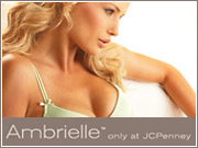 Part of the retailer's effort to improve its merchandising mix, the private-label Ambrielle intimate-apparel brand is an alternative to Victoria's Secret and other higher-end lines.