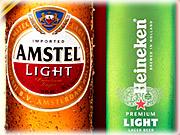 Heineken is in a light-beer war with itself as its Amstel is eclipsed by Heineken Premium Light.