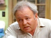 Archie Bunker elevates the working man.