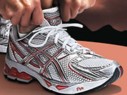Asics will focus its TV spending on cable, but says print will remain a key part of the brand's marketing plan.