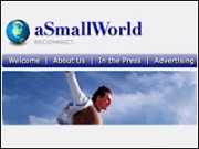 ASmallWorld.net is an invitation-only social networking Web site for the well-connected jet set.