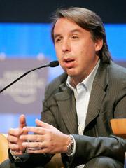 Televisa CEO Emilio Azcarraga Jean