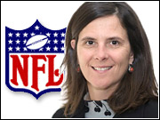 Lisa Baird leaves the NFL after two years as marketing chief.