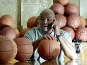 T-Mobile has primarily featured Mr. Barkley in ads promoting its 'Fave 5' program.