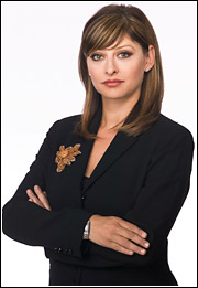 Maria Bartiromo: Get some good story ideas during that flight?