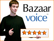 Bazaarvoice has signed deals to provide consumer product reviews and ratings to MSN, Google's Froogle, Pricerunner and Smarter.com.