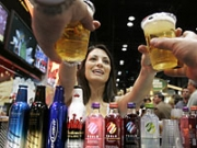 Consumers this year said beer is the beverage they drink most, but brewers are waiting to see if sales figures bear that out.