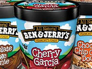 Ben & Jerry's thinks size matters.
