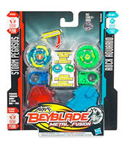Hasbro's Beyblade toys are 'very popular' at Target stores this season, according to a Target spokeswoman.