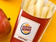 Burger King is reformulating its fries.