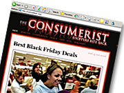 The Consumerist is one of the blogs that has made a daily service of posting leaked information about Black Friday sales.
