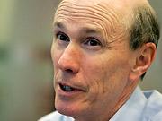 Home Depot Chairman-CEO Frank Blake