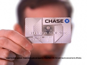 New York agency Words & Pictures cut its teeth on creative for Chase's Blink credit cards.