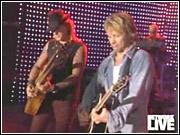 Network Live's first show featured Bon Jovi.